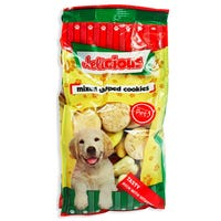 Mixed Shapes Dog Biscuits 350g