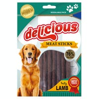 Delicious Meaty Lamb Sticks For Dogs 7 Pack