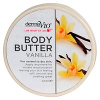 Derma V10 Body Butter Vanilla 220ml
