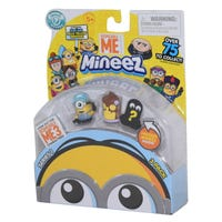 Despicable Me 3 Character Pack assorted