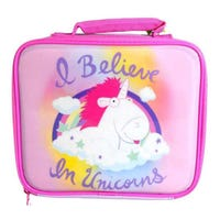 Despicable Me Minions Unicorn Fluffy Lunch Bag