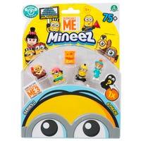 Despicable Me Mineez Deluxe Collectors Pack