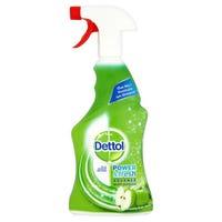 Dettol Power And Fresh Advance Antibacterial Spray Apple 500ml