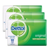 Dettol Soap Original 3 x 65g