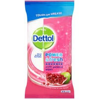 Dettol Wipes Pomegranate And Lime
