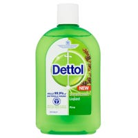 Dettol Antiseptic Disinfectant Liquid Pine 250ml