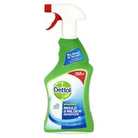 Dettol Anti Bacterial Mould & Mildew Remover 750ml