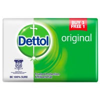 Dettol Anti-Bacterial Original Soap 4 Pack