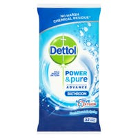 Dettol Power And Pure Advance 32s