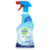 Dettol Power & Pure Advanced Shower and Sink Cleaner 750ml
