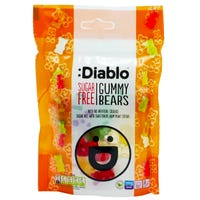 Diablo Gummy Bears Sweets 75g