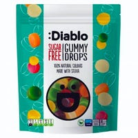 Diablo Gummy Drops Sweets 75g