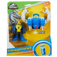 Jurassic World Imaginenext Dino Catcher