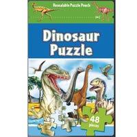 Puzzle Bag Dinosaur