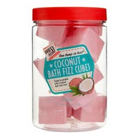 Dirty Works Coconut Bath Fizz Cubes 300g