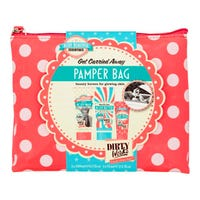 Dirty Works Get Carried Away Pamper Bag 3 Pack