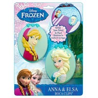Disney Frozen Elsa and Anna Boca Towel Clips