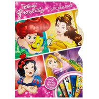 Disney Princess Sticker Pad