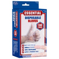 Essential Disposable Gloves 100 Pack