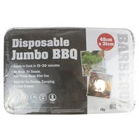 Jumbo Party Disposable BBQ 1000g