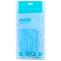 Disposable 3-Ply Face Covering 10 Pack