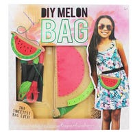 DIY Melon Purse