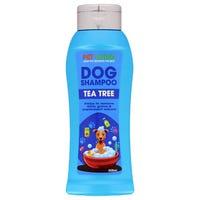Pet Living Dog Shampoo in Tea Tree 335ml