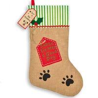 Christmas Pet Stocking Dogs