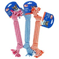 Doggy Play Weave Dog Toy Assorted