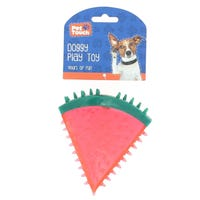 Pet Touch Squeaky Fruit Dog Toy Assorted