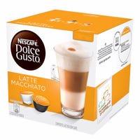 Nescafe Dolce Gusto Latte Macchiato 6 Pods