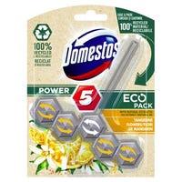 Domestos Eco Tangerine Toilet Rim Block