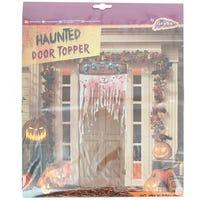 Door Topper House Of Horror