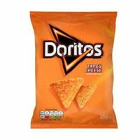 Walker's Doritos Tangy Cheese 5 Pack
