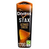 Doritos Stax Ultimate Cheese Tortilla Crisps 170g