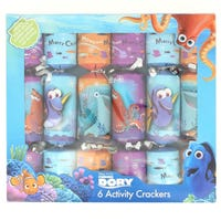 Disney Pixar Finding Dory Crackers 6x9