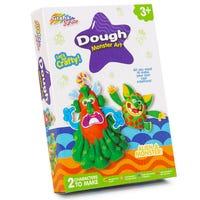 Grafix Junior Dough Monster Art