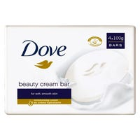 Dove Soap Beauty Cream 4 Pack