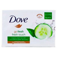 Dove Soap Go Fresh Touch 2 Pack
