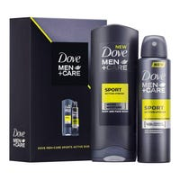 Dove Sports Active Duo Gift Set