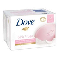 Dove Soap Bar Pink 2 Pack