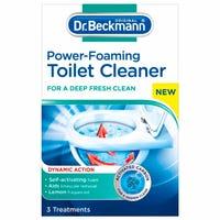 Dr Beckmann Foaming Toilet Cleaner 3 Pack