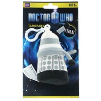 Dr Who White Dalek Mini Plush