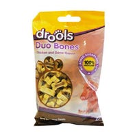 Drools Duo Bones Chicken & Game Flavour
