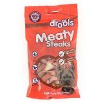 Drools Meaty Steaks 200g