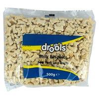 Drools Milk Biscuits 500g