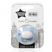 Tommy Tippee Little London Soother Blue