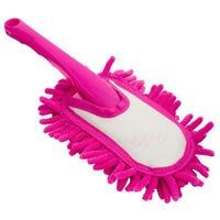 * D-Lux Microfibre Duster Pink