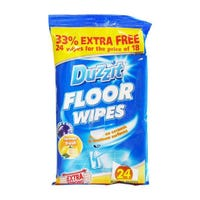 Duzzit Jumbo Floor Wipes 24 Pack
