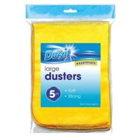 Duzzit Large Dusters 5 Pack